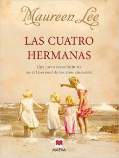Amazon: Novela Las cuatro hermanas de  Maureen Lee a $2