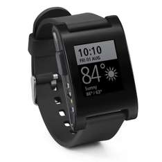 Amazon: Smartwatch Pebble Classic compatible Android e iOS a $1,442