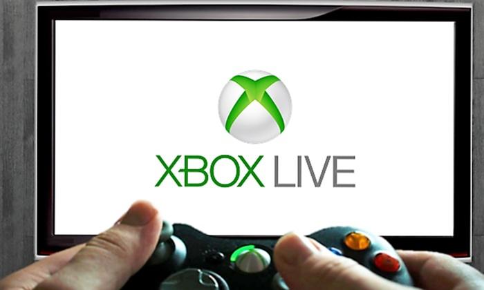 Groupon: $209 en vez de $349 por 3 meses de membresía en Xbox Live Gold