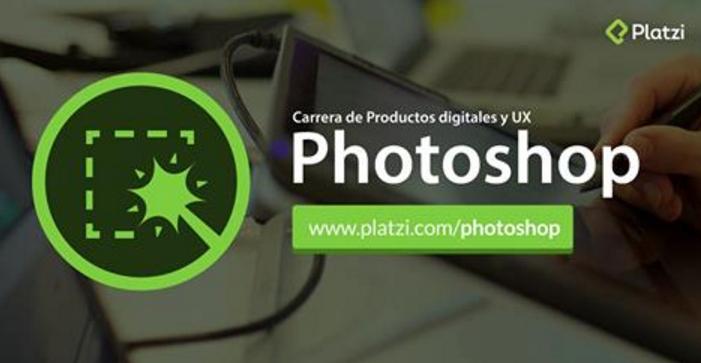 Platzi: Curso Photoshop GRATIS