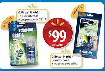 Folleto Walmart: 12 cervezas x $50, estuches de cosméticos $99, 3x2 en iTunes y más