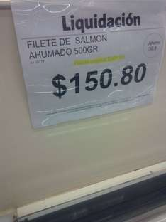 Sam's Club Villahermosa: filete de salmón a $150 y más