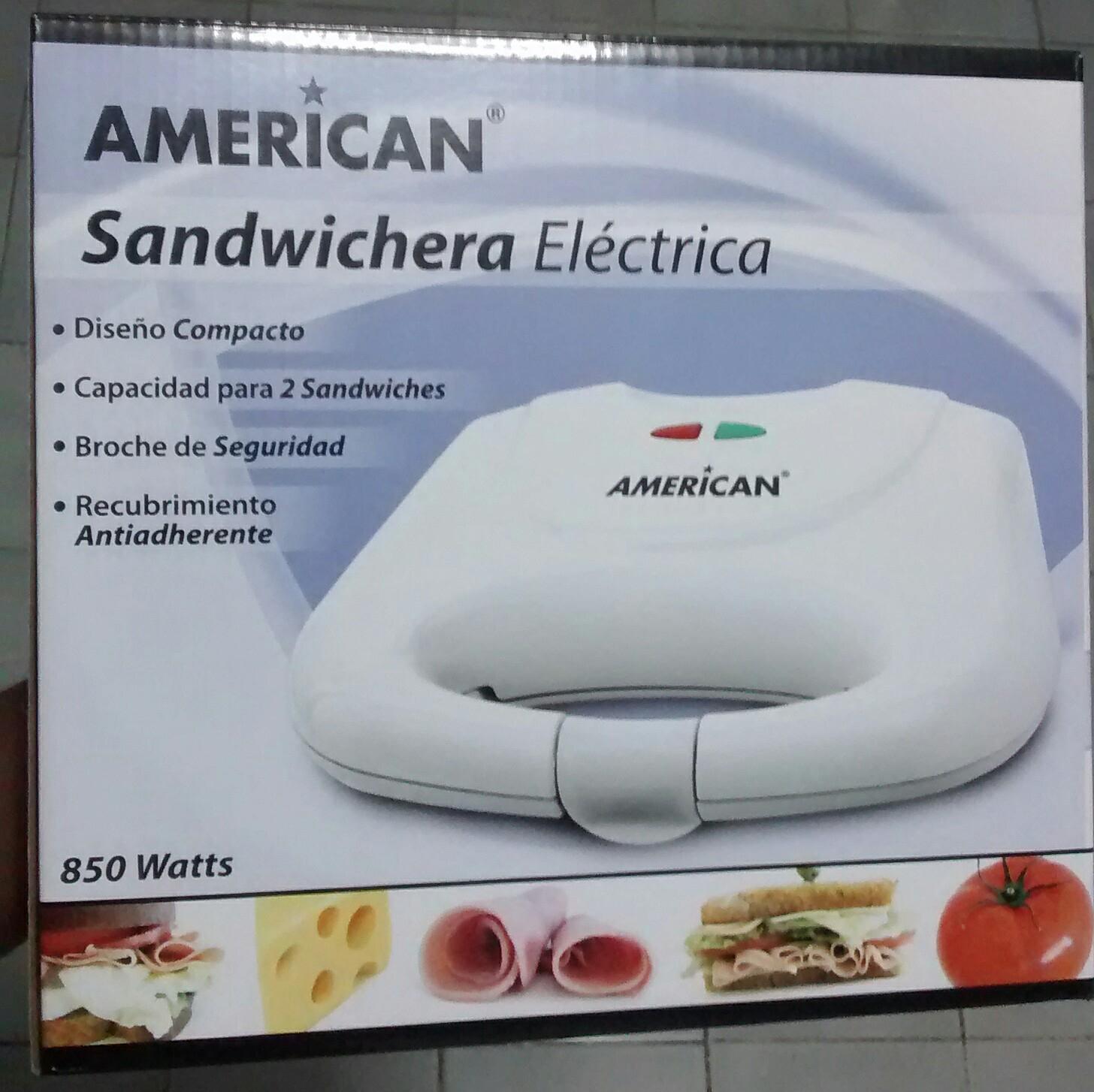 Chedraui Ánfora CDMX, en línea: sandwichera a $85