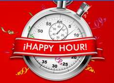 Happy Hour en Linio marzo 13