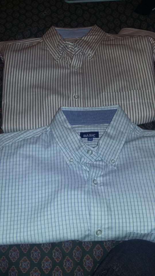 Bodega Aurrerá: camisa Simply Basic de vestir de $169 a $20.01