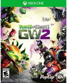 Amazon: Plantas vs Zombies GW2 para Xbox One a $696.38