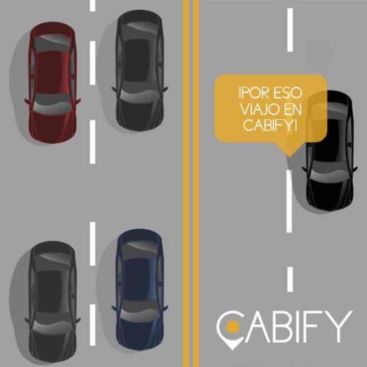 Cabify: Cupón de hasta $200 (nuevos usuarios)