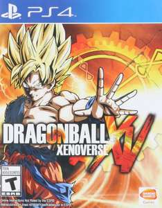 Amazon MX: Dragon Ball Xenoverse para PlayStation 4 a $314