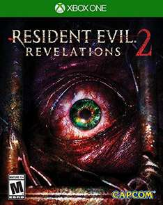 Amazon: Resident Evil Revelations 2 para Xbox One a $347.99