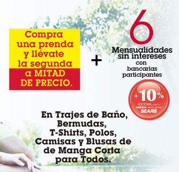 Sears: promociones en ropa, línea blanca, hogar, marca Samsung y más