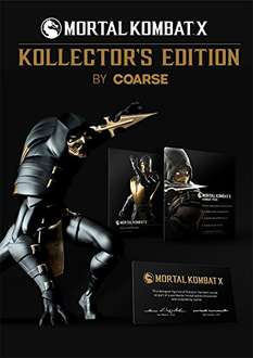 Amazon MX: Mortal Kombat X Kollector's Edition para Xbox One