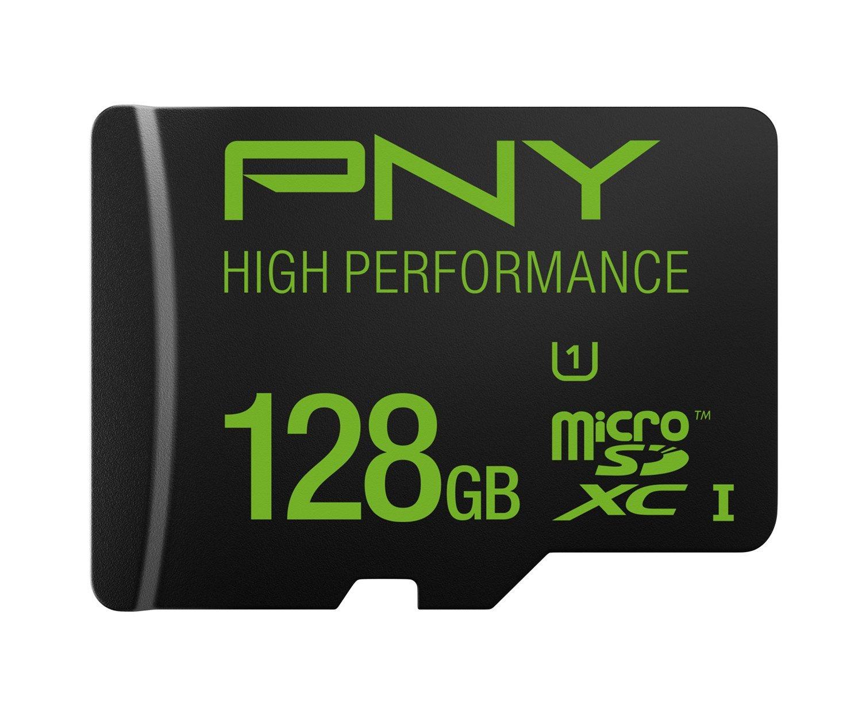Amazon: MicroSD PNY 128GB a $520