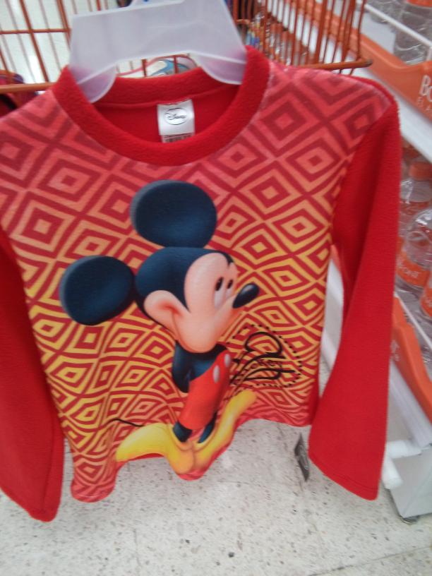 Chedraui E. Molina: Ropa Disney a $4.90