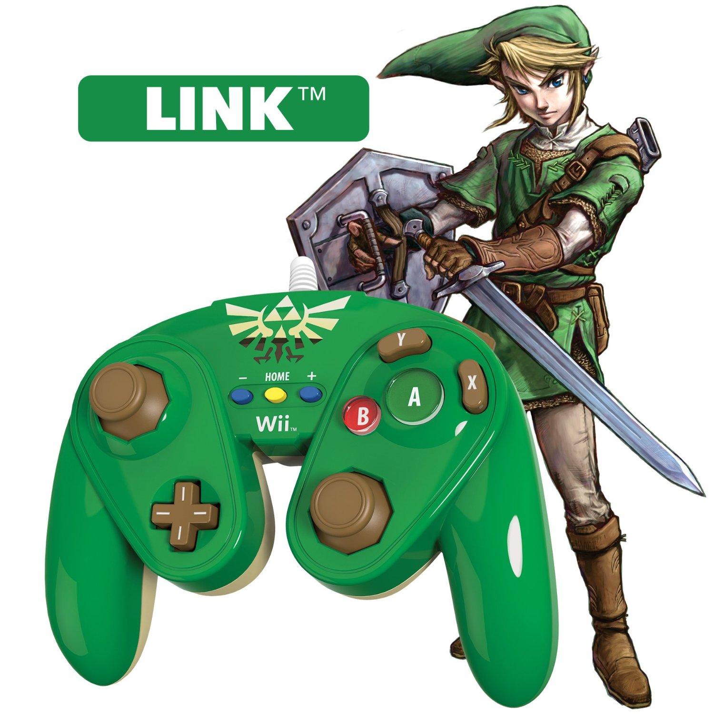 Amazon: Control para Wii U de Link a $187