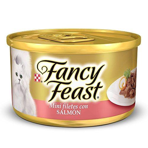 Amazon: Alimento para gato Fancy Feast - Paquete de 24 Pz $17 mas envío.