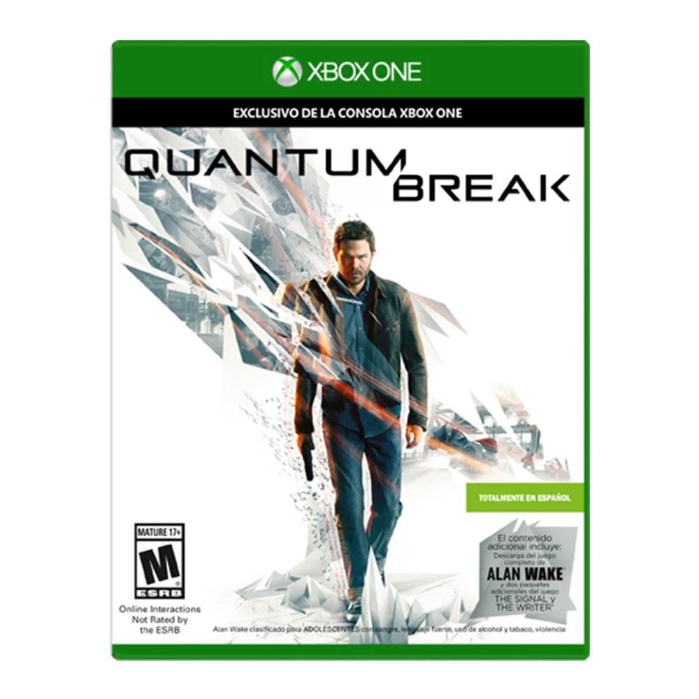 Walmart en línea: Quantum Break para Xbox One a $999