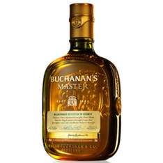La Europea: whisky Buchanans Master de 750 ml a $574