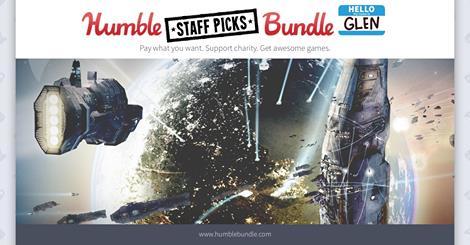 Humble Bundle Staff Picks Bundle