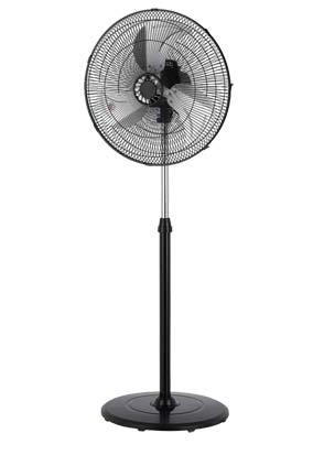 Elektra en línea: ventilador de pedestal con aspas de aluminio a $349 + envío gratis