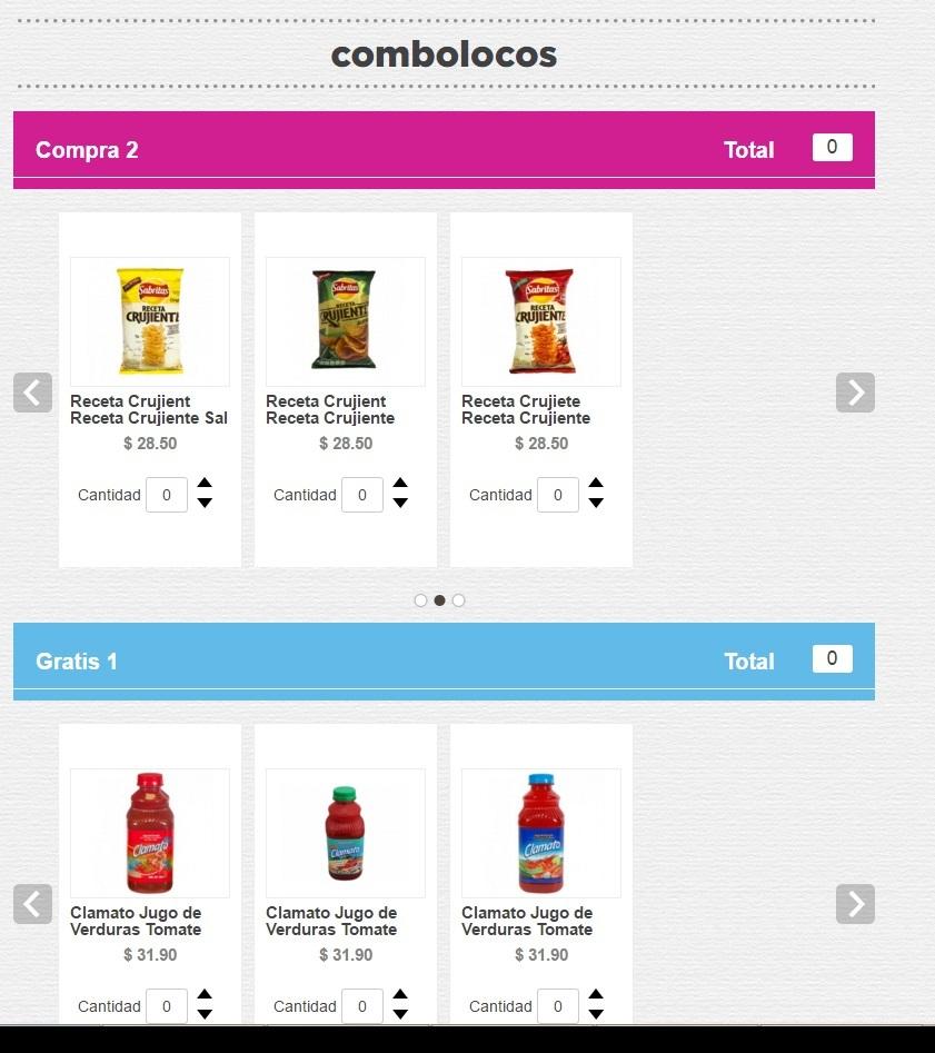 HEB: Compra 2 papas Sabritas receta crujiente 170 gr Gratis Clamato 946 ml