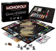 Amazon: Monopoly Game of Thrones Edición de colección a $762.25