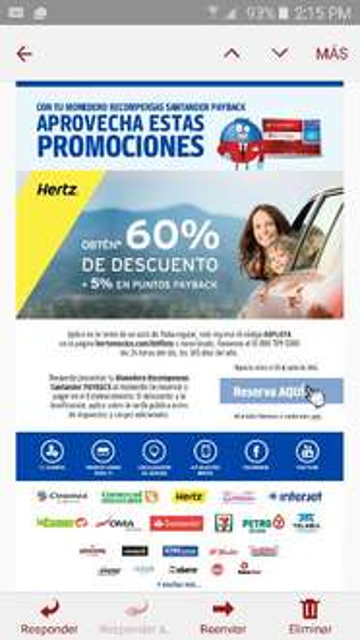 Hertz: 60% de descuento con cupón