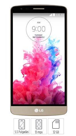 Elektra: LG G3 Stylus a $2,699