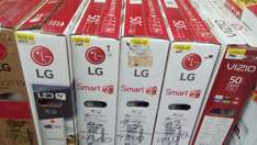"Walmart City Center Hermosillo: liquidacion de pantallas LG de 49"" a $6,599.02 y 50"" a $7,699.02"