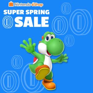Nintendo eShop, Super Spring Sale