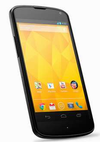 Cuponzote: Nexus 4 de 8GB a $7,400 y 16GB a $7,900