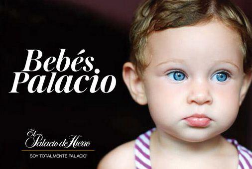 Palacio de Hierro: hasta 20% de descuento y 15 MSI en ropa, calzado y muebles para bebés