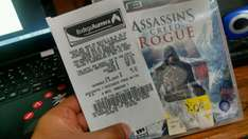 Bodega Aurrerá: Assassins creed Rogue PS3 a $219.01