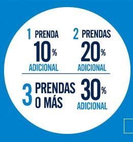 Dafiti, Más compras, Más Ganas, Hasta 30% adicional