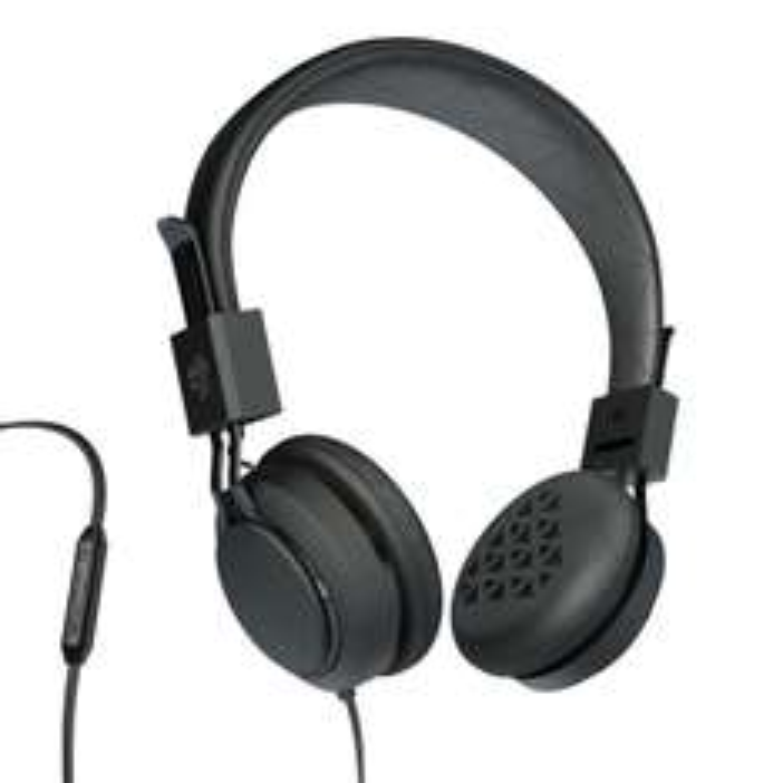 Amazon: Audífonos JLab Intro con micrófono $161