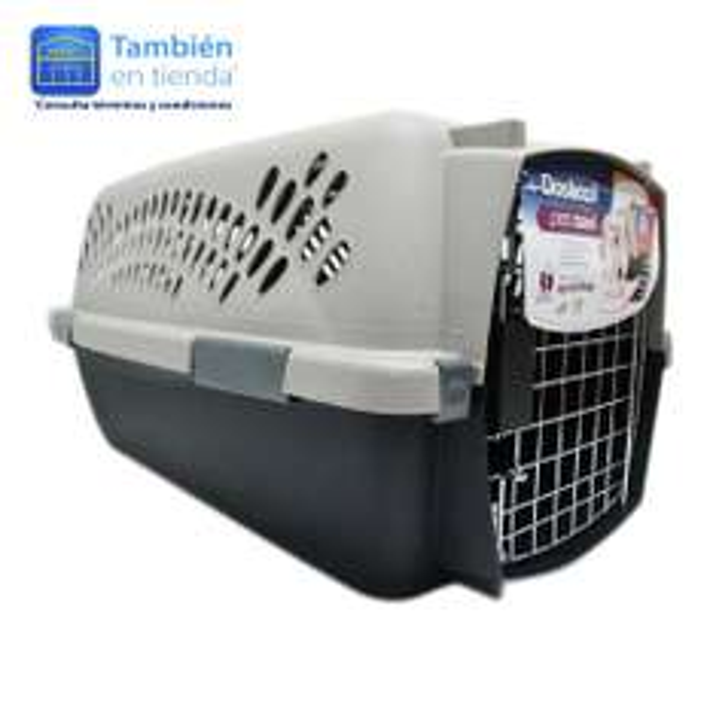 Walmart: Transportadoras para mascotas varias (desde $348.99). Ahí (dentro) para llevar al perro en la cabina del avión ($499.00)