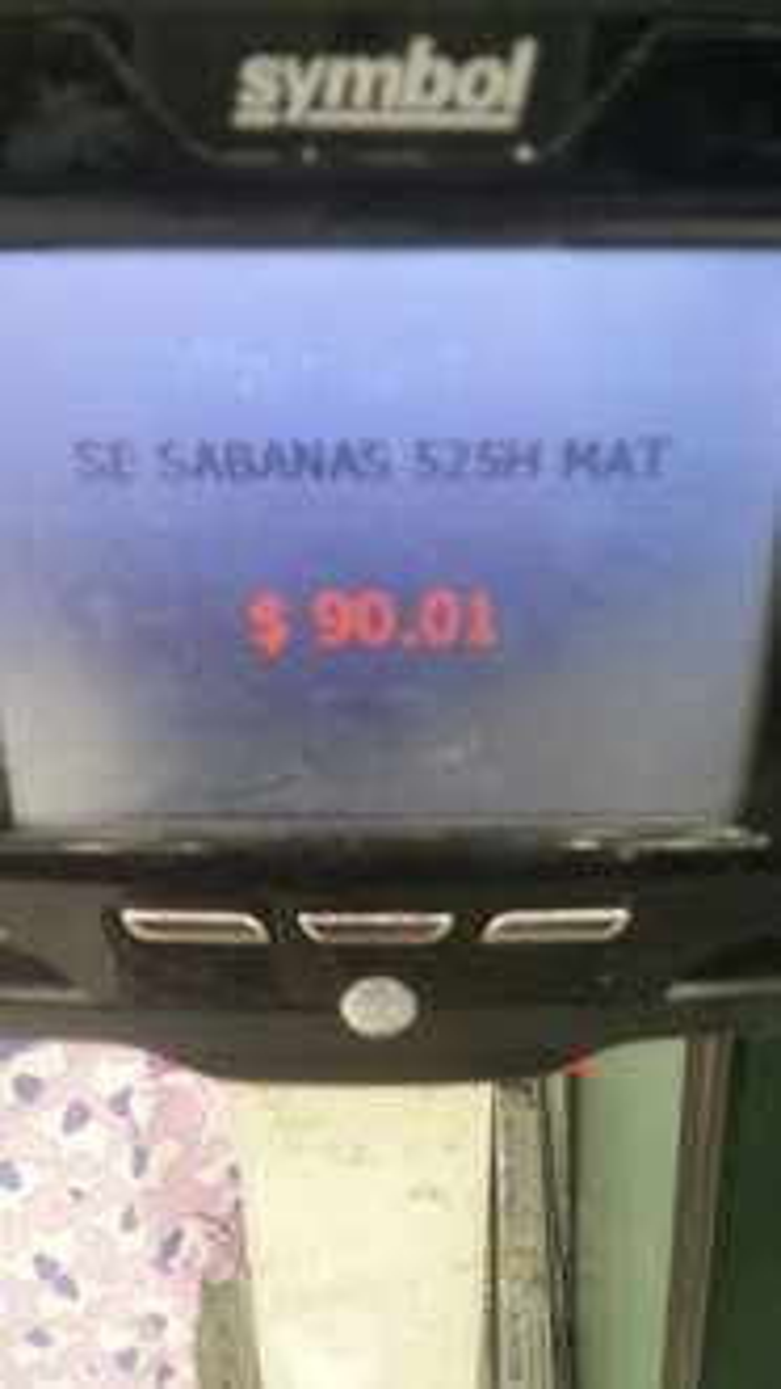 Walmart: sábana matrimonial SE de 525 hilos (gris) a $90.01