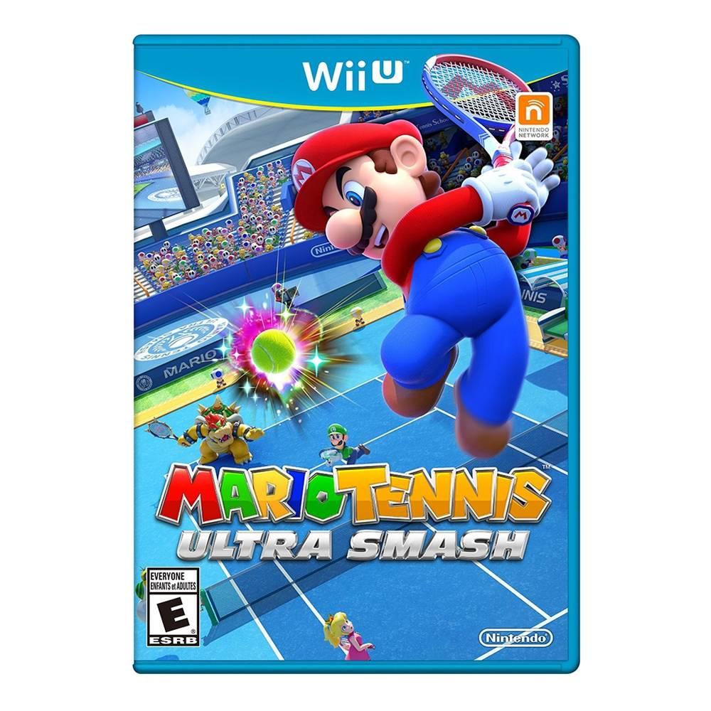 Walmart en línea: Mario Tennis Ultra Smash Wii U $399 ($349 con cupón) envío gratis
