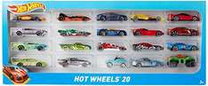 Amazon: Hot Wheels Surtido 20 Pack a $159