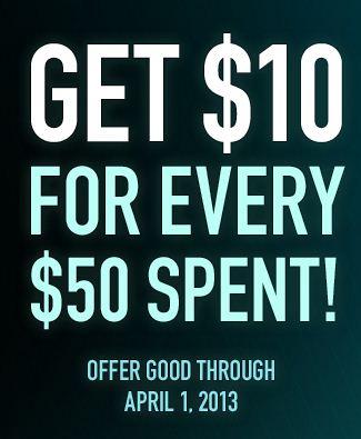 PlayStation Network: $10 de regalo por cada $50 de compra y más ofertas