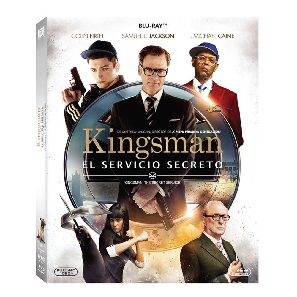 Sam's Club en línea: Bluray Película Kingsman el Servicio Secreto a $19