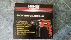 Walmart: rotomartillo de 800 watts Handi Works a $225.02