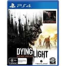 Amazon Mx: Dying Light para PS4 a $299 ($255 con Salazo)