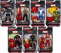 Amazon MX: Marvel Legends Infinite Series desde $169