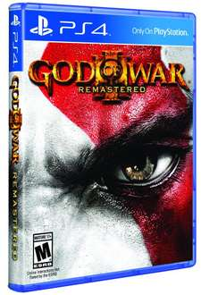 Amazon: God Of War 3 Remastered para PlayStation 4 a $299