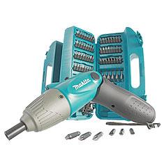 Home Depot en línea: Desarmador Electrico Makita con 80 puntas diferentes a $529