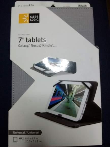 "Walmart: Funda Universal Case Logic Para Tablets de 7"""