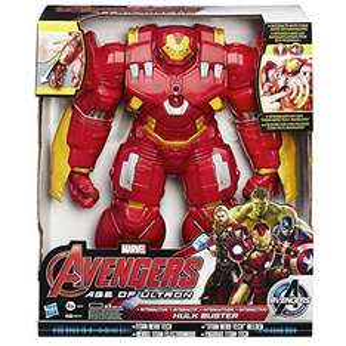 Amazon: IronMan Hulkbuster Interactivo a $343 ($291.50 con Saldazo)