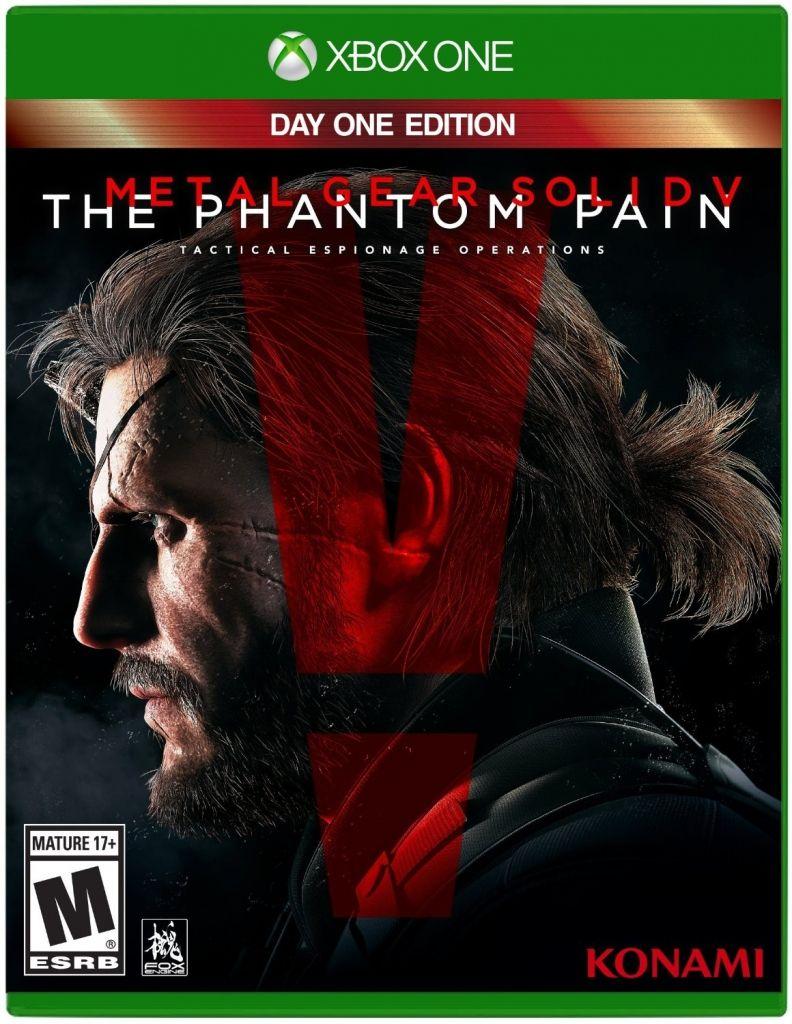 Amazon MX: Metal Gear Solid V The Phantom Pain para Xbox One a $449 ($382 con cupón Saldazo)