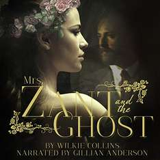Audiolibro MRS. ZANT AND THE GHOST como descarga GRATUITA cortesía de Audible.