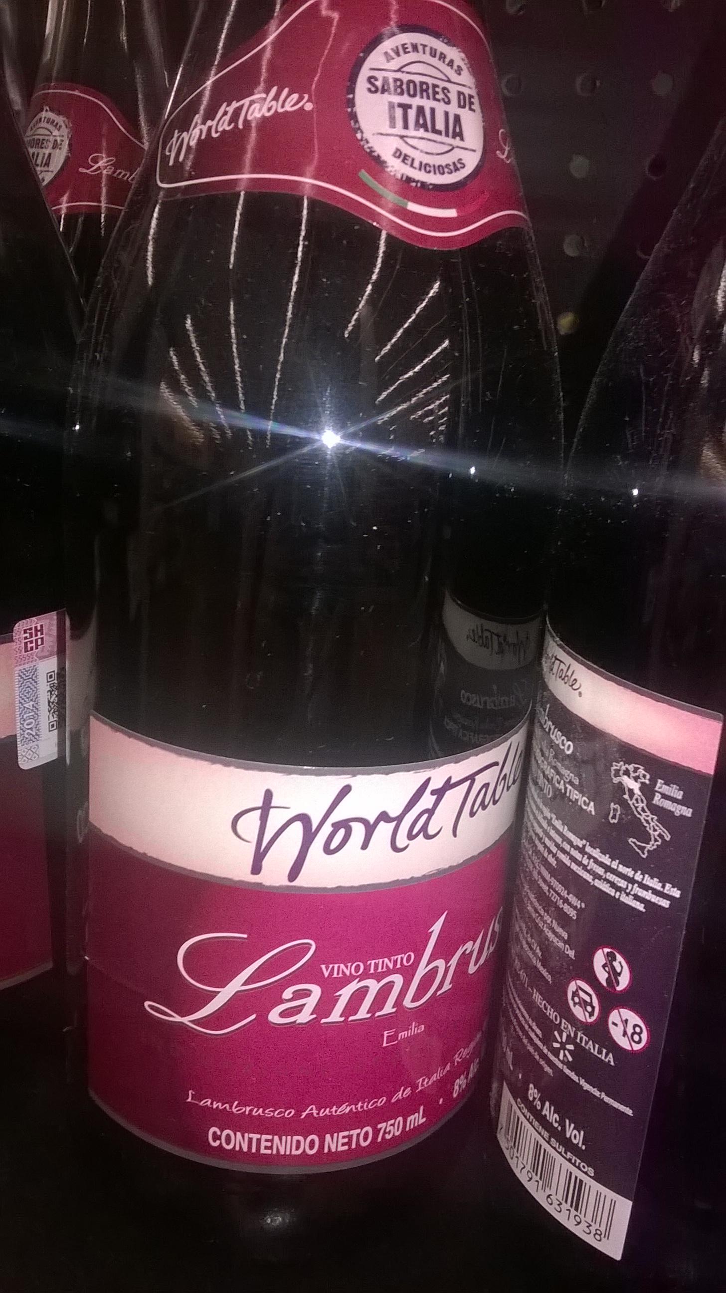 Walmart Ciudadela Zapopan: 3 botellas de vino tinto x $199